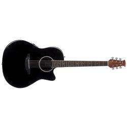 Applause E – akustická kytara AB24II Mid Cutaway Black Satin AB24-5S