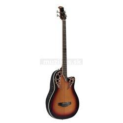 Ovation E-Akustický Bass Celebrity E-Akustikbass 4-string New England Burst CEB44-1N