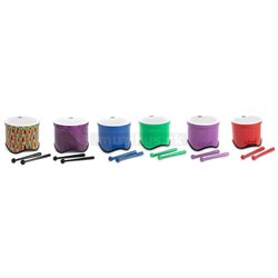 Toca World Percussion Freestyle 2 Tom Tom Green TF2T-G