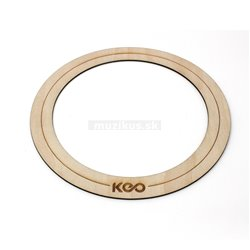 """Keo Percussion Bass """"O"""" Ring Large"""