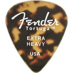 FENDER Tortuga Picks 551 Extra Heavy