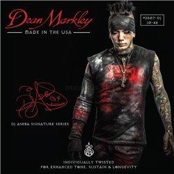 DEAN MARKLEY 2507-DJ 10-48 DJ Ashba Signature