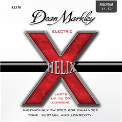 DEAN MARKLEY 2516 MED 11-52 Helix Electric