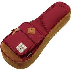 Ibanez Powerpad Bag for soprano ukulele Wine red