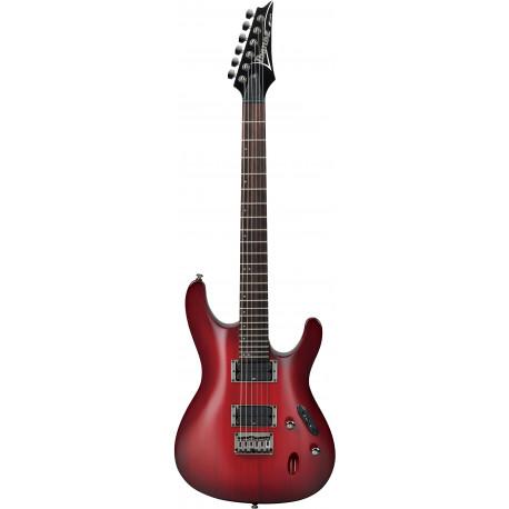 IBANEZ S Series E-Guitar 6 String Blackberry Sunburst