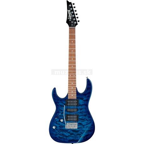 IBANEZ GIO E-Guitar 6 String Lefty Transparent Blue Burst