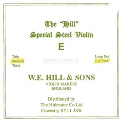 HILL STRINGS FOR VIOLINE Thin