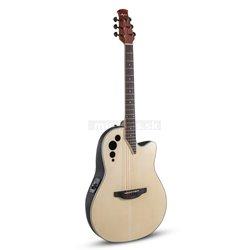 Applause E – akustická kytara AE44II Mid Cutaway Natural Satin AE44-4S