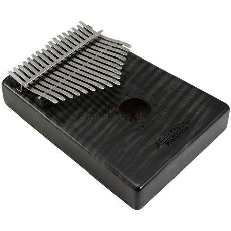 Dimavery KL-5, kalimba, 17 C, černá