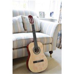 Chord CC34, klasická kytara 3/4, přírodní