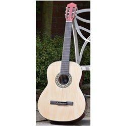 Chord CC44, klasická kytara 4/4, přírodní