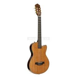 Angel Lopez EC3000 MAHO N, elektroakustická klasická kytara