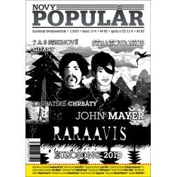 Nový populár - 1/2010 + CD RARA AVIS - PORTRAIT