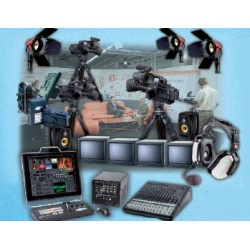 Kompletné riešenie TV Studio Light