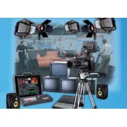 Kompletné riešenie TV Studio Pro