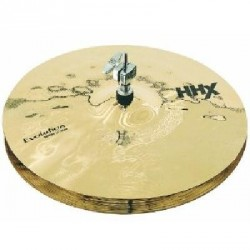 "Sabian HHX Evolution 13"" (činel Hi-Hats)"