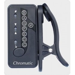 RockTuner RT CT 1 - Clamp Tuner, auto chromatic , LED,