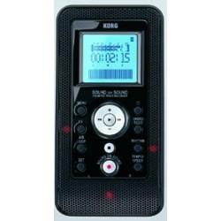 Korg SOS - Sound On Sound. Mobilní stereo multistopý rekordér