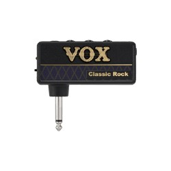 Vox AmPlug-CR - Sluchátkový kytarový zesilovač Classic Rock.