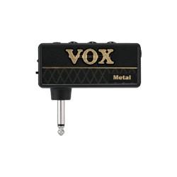 Vox AmPlug-MT - Sluchátkový kytarový zesilovač Metal.