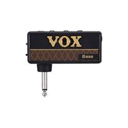Vox AmPlug-BS - Sluchátkový kytarový zesilovač Bass.