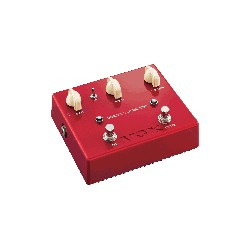 Vox JS-DS - Satchurator - Joe Satriani Analog Distortion Pedal.
