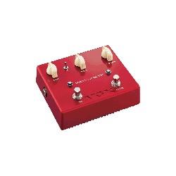 Vox JS-DS - Satchurator - Joe Satriani Analog Distortion Pedal.