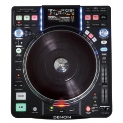 Denon-DJ DN-S 3700 - DJ-mediálny prehrávač / kontrolér
