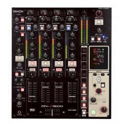 Denon-DJ DN-X 1600 - Professional 4ch Digital DJ Mixer