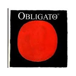Pirastro VIOLIN OBLIGATO THICK - SET STR E-LOOP STR