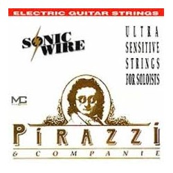 Pirastro E-GUITAR SONIC WIRE .008 - E1 PLAIN STEEL
