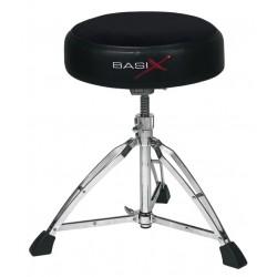 Basix Stolička pro bicí 800 série DT-800 - Kulaté