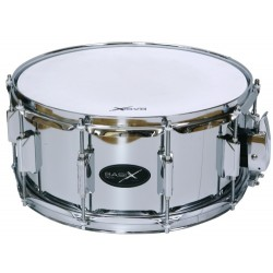 Basix Snare Classic Ocel - CLSD1455-CR/14X5,5´´