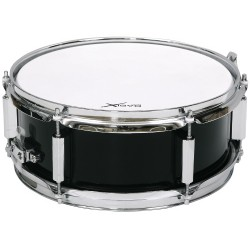 Basix Snare Custom 12x5 Dřevo - CUSD1205-SB/shadow black