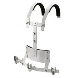 BSX Pochodový bubínek Popruhová konstrukce - Pro pochodový buben