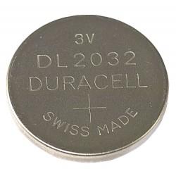 Duracell baterie - CR2032