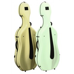 Gewa púzdro pro Cello Idea-pastelové barvy Evolution 4.9 kg - Zelená/antracitová