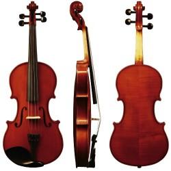 Gewa violin Instrumenti Liuteria Allegro 1/2
