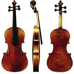 Gewa violin Instrumenti Liuteria Maestro I A 1/4