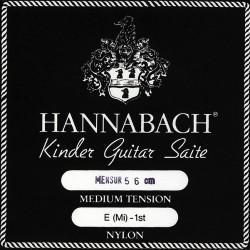Hannabach struny pro klasickou kytaru Dětská kytara - E1 8901MT