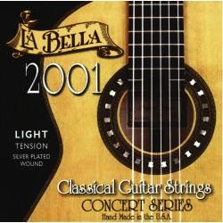 La Bella struny pro klasickou kytaru Professional Studio - G3 čirá 853