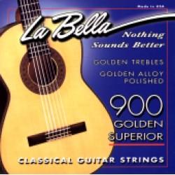La Bella struny pro klasickou kytaru Professional Studio - G3 čirá 906