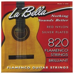 La Bella struny pro klasickou kytaru Flamenco - H2 822
