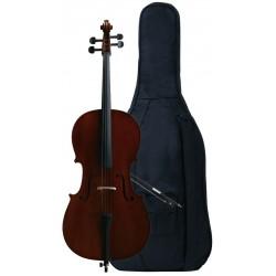 O.M. Mönnich Cello 4/4 Set HW - 40272