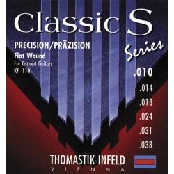 Thomastik struny pro klasickou kytaru Classic S Séries. Precision Light - E1 .010 P10