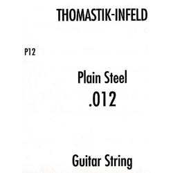Thomastik struny pro akustickou kytaru Spectrum Single Strings - .012 P12