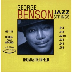Thomastik struny E-kytaru George Benson Jazz Guitar - B2 .016 P16