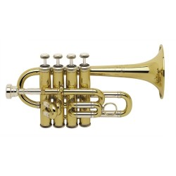 Vincent Bach Bb/A – Piccolo Trumpeta 196 Stradivarius Serie - 196