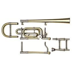Vincent Bach Bb/F-Tenor pozoun 42C Stradivarius Serie - 42C