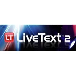 NEWTEK Live Text 2